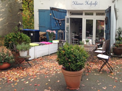 Kleines Hofcafé, Rütersbarg 38