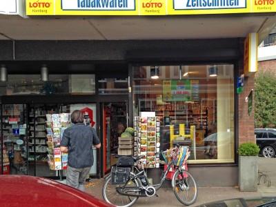 Tabak-Zeitschriften-Lotto, Grelckstraße 20-26