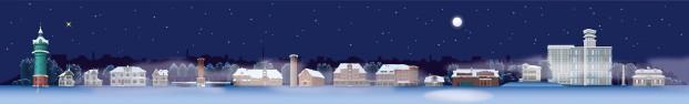 Lokstedt Winterwunderland | Schnappschuss vom 12. Dezember 2014 01:08 Uhr