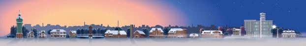 Lokstedt Winterwunderland | Schnappschuss vom 13. Dezember 2014 02:31 Uhr