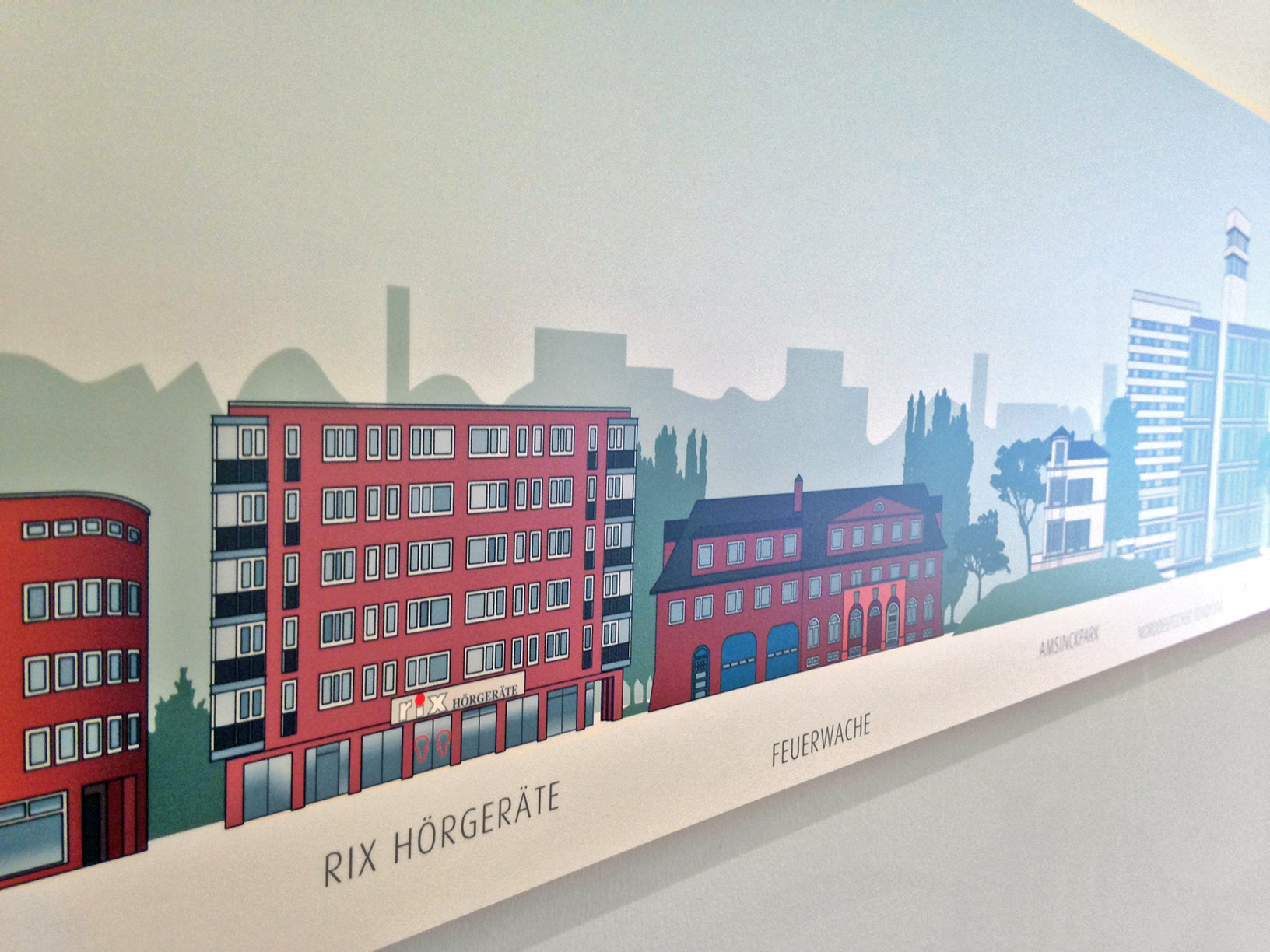 Panorama Personal Rix Detail