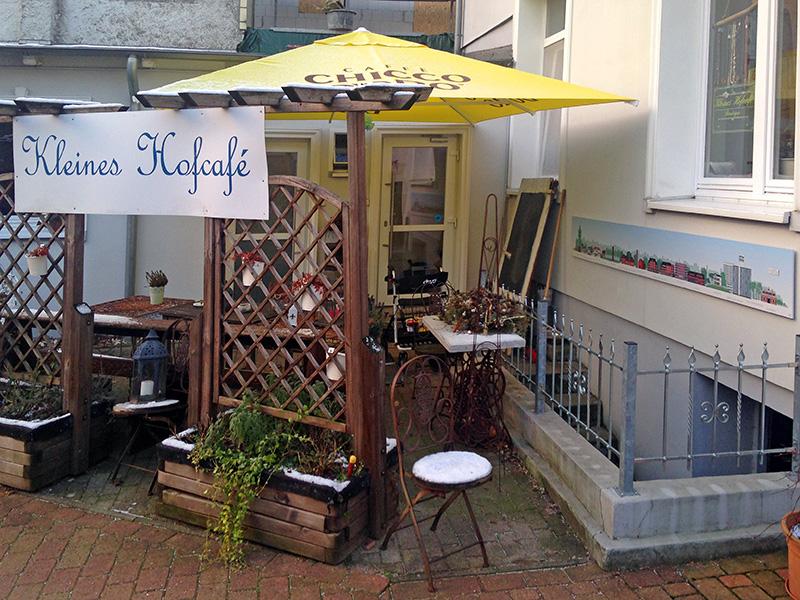 Kleines Hofcafé, Grelckstraße